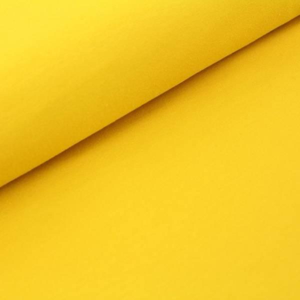 Bilde av Økologisk jersey, sennepsgul