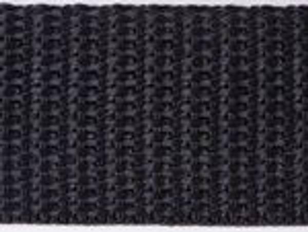Bilde av 3m veskereim, 25mm svart