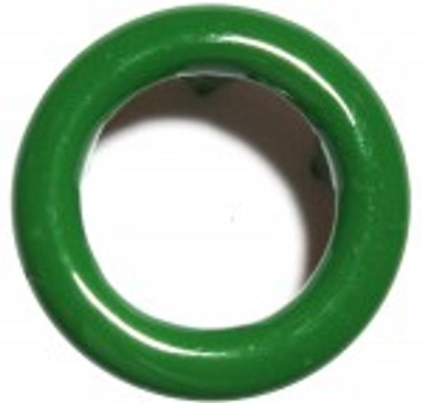 Bilde av Metalltrykknapper grønn